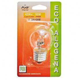 AXIR LAMPADINA LAMPADA ECOALOGENA 42W E27 LUCE CALDA