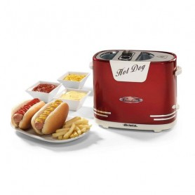 ARIETE HOTDOG PARTY TIME 186 MACCHINA PER PANINI
