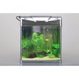 ACQUARIO IN ABS DA 20 LT CON 30 LED