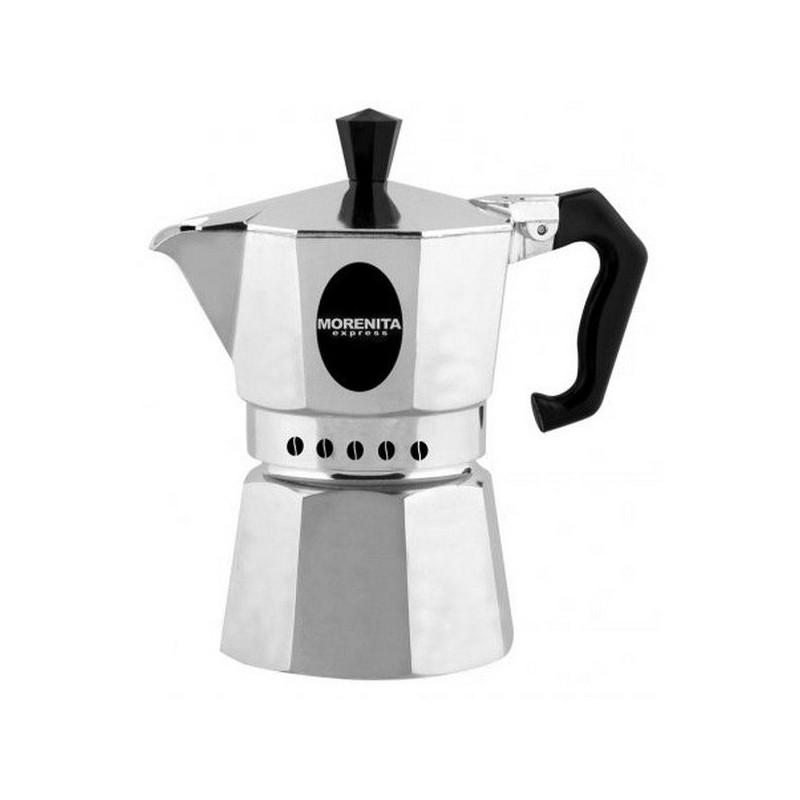 BIALETTI CAFFETTIERA MORENITA 6 TAZZE MOKA CAFFE'