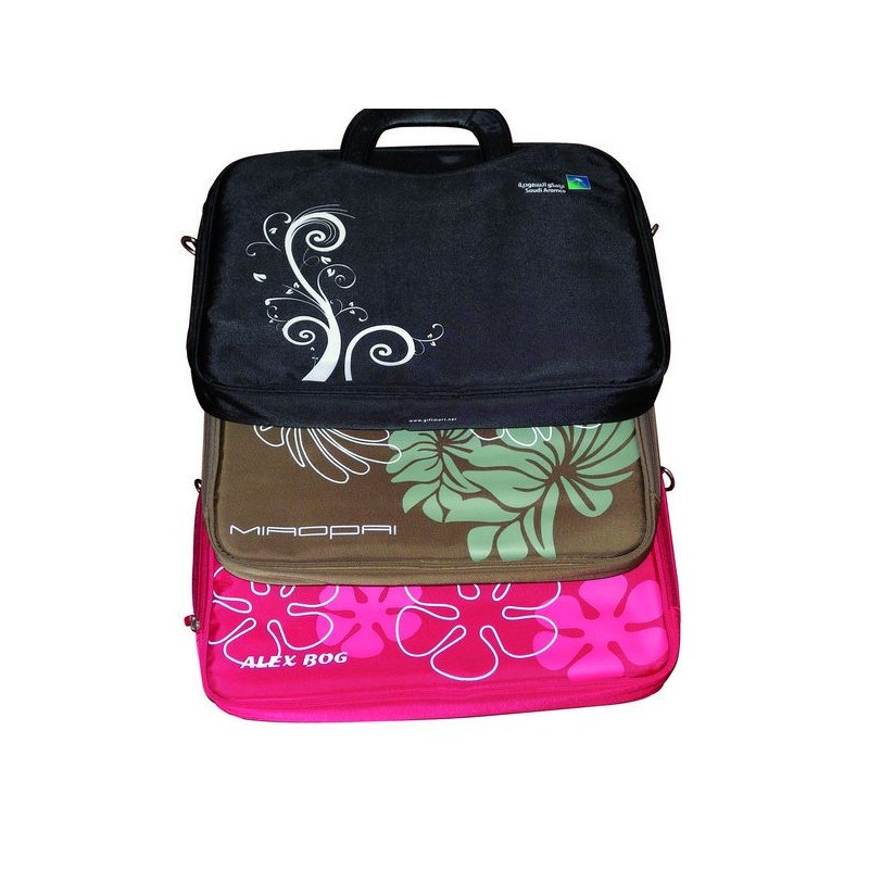 BORSA PORTA PC PER NOTEBOOK FINO A 14 POLLICI COLORI ASSORTITI