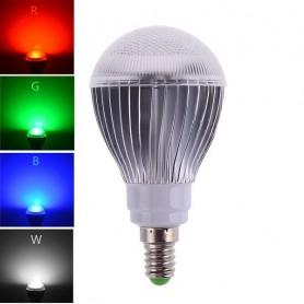 AXIR LAMPADINA LED 6 COLORI, 3W, ATTACCO E27
