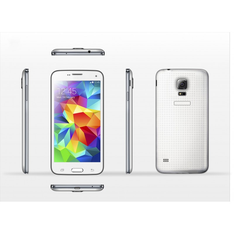 MXD 5 SMARTPHONE 5 POLLICI DUAL CORE ANDROID COLORE BIANCO