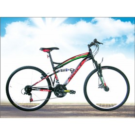 Bici mountain bike 26""