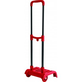 TROLLEY PORTA ZAINI COL ASS
