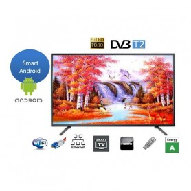 "AKAI - TV 50"" SMART FULL HD"