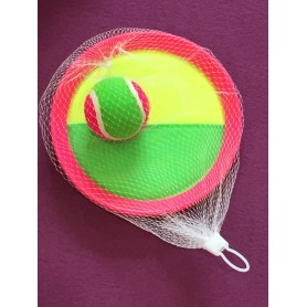 VELCRO BALL (CATCH BALL)