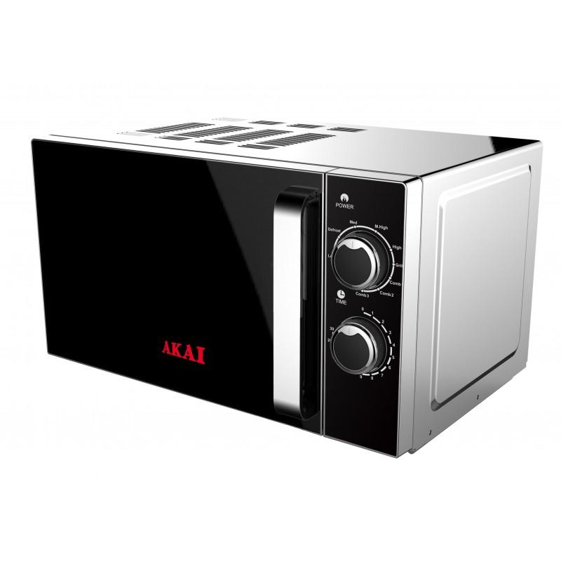 AKAI AKMW201 FORNO A MICROONDE 20 L CON GRILL - MD WebStore