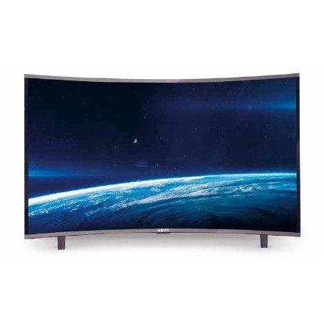 AKAI - SMART TV CURVO  SUPER SLIM 49""