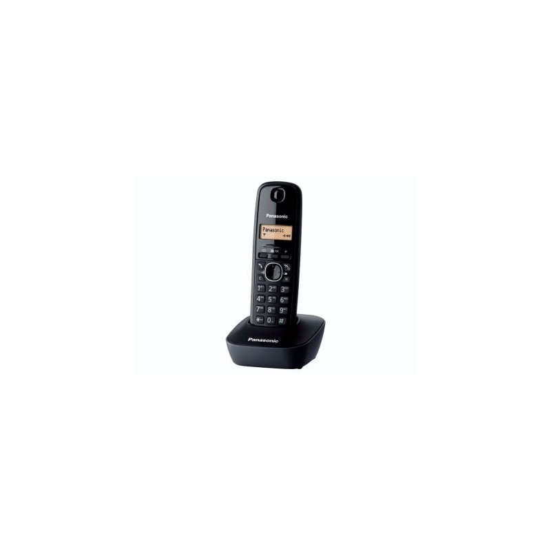 CORDLESS PANASONIC BLACK