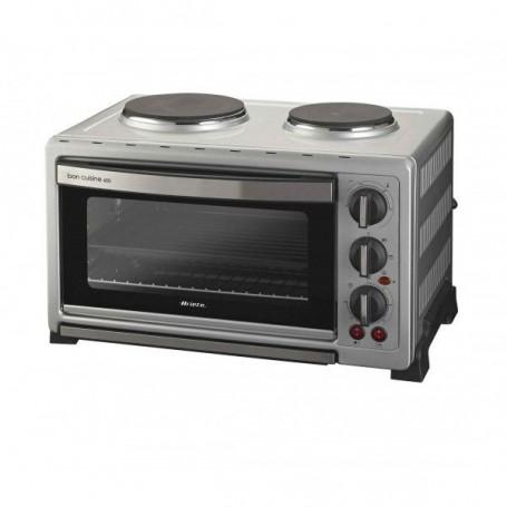 Ariete bon cuisine forno elettrico 60 lt con 2 piastre md webstore - Forno elettrico con microonde ...