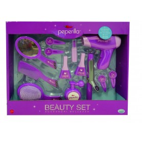 BEAUTY SET CON ACCESSORI