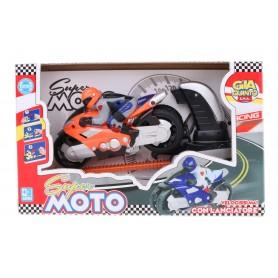 SUPER MOTO CON LANCIATORE