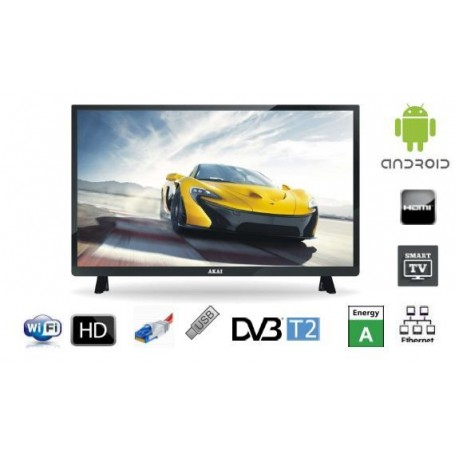AKAI AKTV32243T - SMART ANDROID TV 32'' HD
