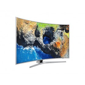 SAMSUNG - SMART TV CURVO 4K UHD 55""