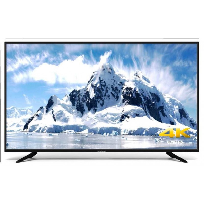 "TV NORDMENDE 49"" UHD 4K SMART"