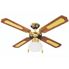 MXD - VENTILATORE A SOFFITTO 4 PALE 60W