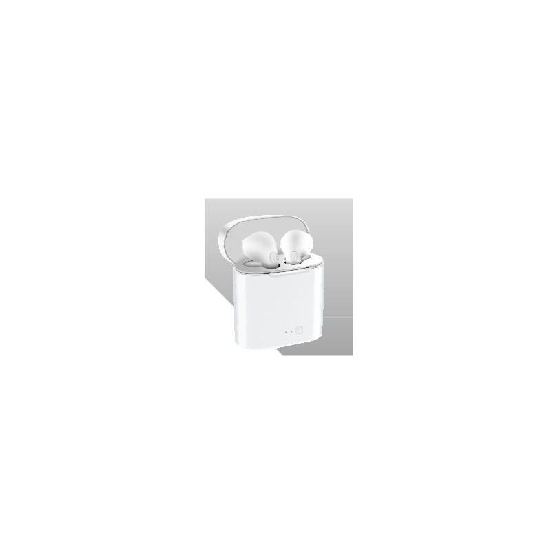 AKAI AIR BUDS AURICOLARI BLUETOOTH RICARICABILI - MD WebStore 6a6c4ab29570