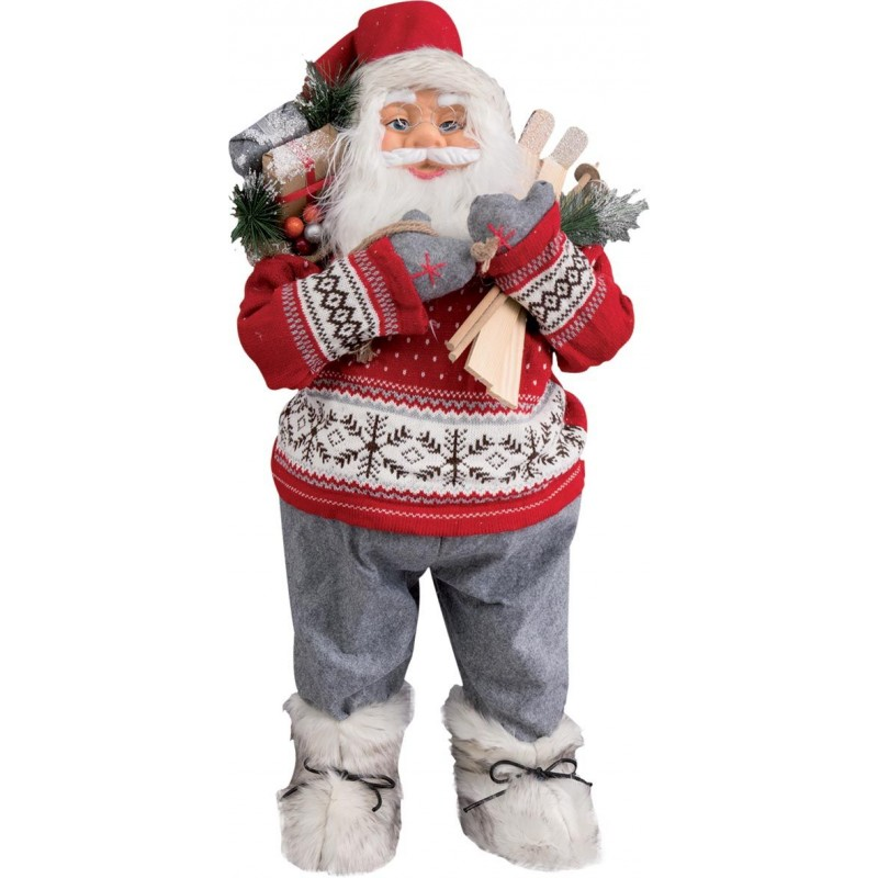Babbo Natale 90 Cm.Babbo Natale 90 Cm