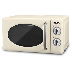 MXD - FORNO A MICROONDE VINTAGE 20 L CREMA