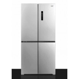 GRF C85821X - FRIGO INOX CROSS DOOR 440 LITRI