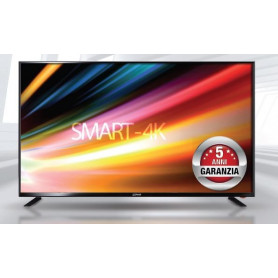 "ZEPHIR TS50UHD - TV UHD 50""4K SMART"