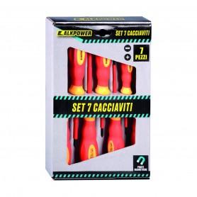 ALKPOWER - SET 7 CACCIAVITI