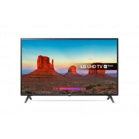 LG 49UK6300PLB - TV 4K Ultra HD Smart TV Wi-Fi Nero
