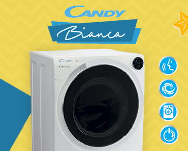 Speciale candy bianca