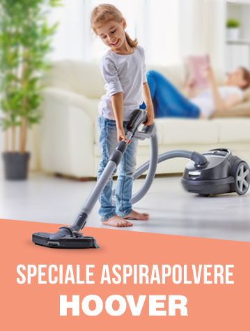 Speciale aspirapolvere hoover