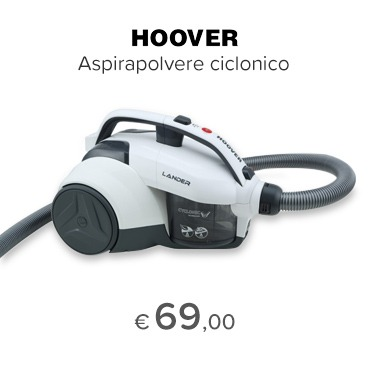 Aspirapolvere Hoover
