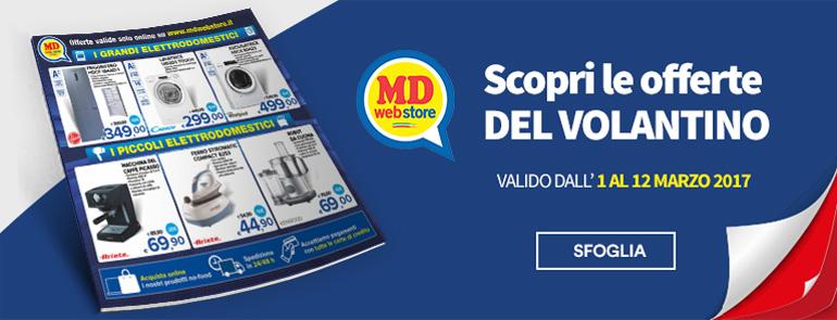 Lo shop online di prodotti no food di md md webstore for Macchina per cucire mxd