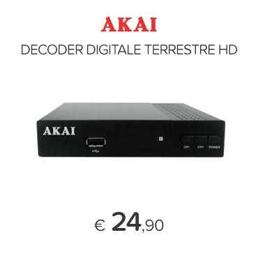 Decoder Akai